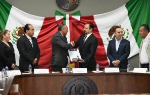 Combate a la delincuencia se hace con modernidad y apoyo de las nuevas tecnologías, Delmar Saavedra