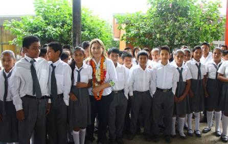 Con inicio de inscripciones de Telebachillerato Comunitario, Sayonara Vargas culmina gira de trabajo en la Huasteca2