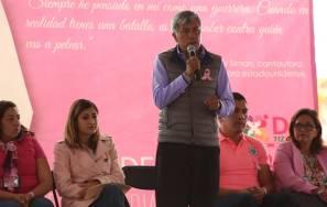 Conmemoraron en Tizayuca el Día Mundial contra el Cáncer de Mama1