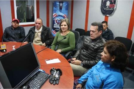 Continúa ayuda de UAEH a damnificados; envía 30 toneladas a Puebla
