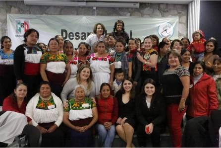 Convoca PRI a romper las barreras que se presentan en las comunidades indígenas2