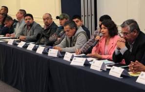 Coordinación interinstitucional, fortaleza de estrategia Hidalgo Seguro, Mauricio Delmar