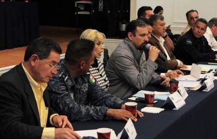 Coordinación interinstitucional, fortaleza de estrategia Hidalgo Seguro, Mauricio Delmar4
