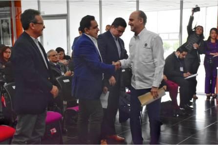 """Destaca Lamán Carranza impulso a la innovación en el gobierno de Hidalgo en Congreso Nacional """"Retos de la vinculación Academia-Empresa""""4"""