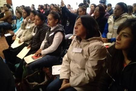 Docentes de Educación Inicial reciben capacitación sobre primeros auxilios pediátricos