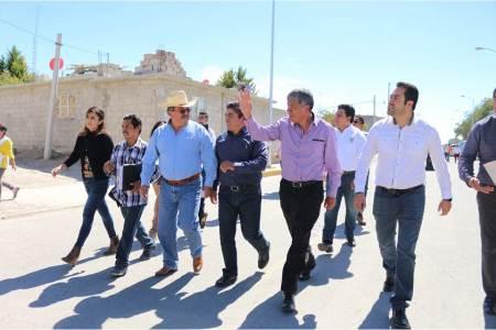 El alcalde y el Subsecretario de Gobierno realizan gira de trabajo en Tizayuca5