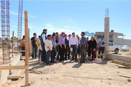 El alcalde y el Subsecretario de Gobierno realizan gira de trabajo en Tizayuca6
