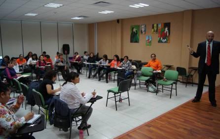 El CJMH llevó a cabo Curso–Taller en Peritaje Social3