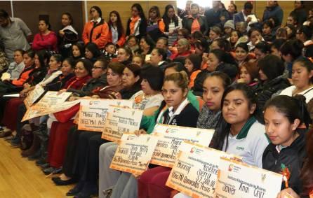 El IHM entrega recursos a mujeres beneficiarias de diversos programas y Capacitación para el Autoempleo2