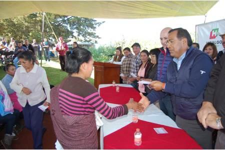 En Omitlán beneficiarán a 400 personas con leche Liconsa
