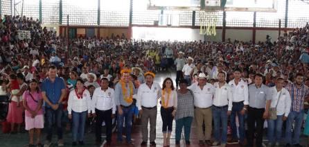 Entrega CNC azúcar y cacao en Sierra y Huasteca hidalguense6