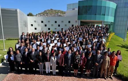 Entrega UAEH reconocimientos a Profesores de Tiempo Completo1