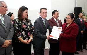 Entrega UAEH reconocimientos a Profesores de Tiempo Completo2