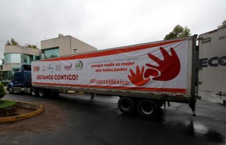 Envía UAEH 30 toneladas de ayuda a damnificados chiapanecos4