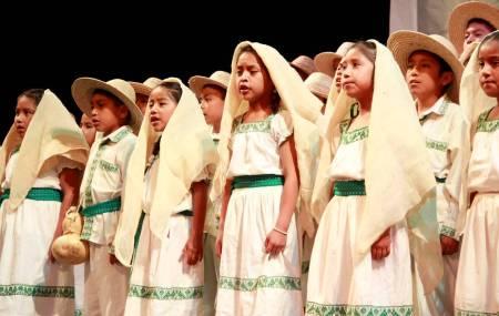 """Está abierta la convocatoria para el Décimo Concurso de Coros Escolares """"La Música Tradicional Mexicana"""".jpg"""