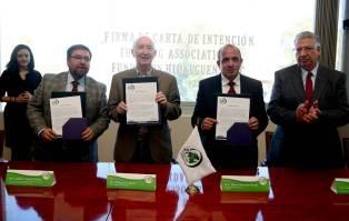 Firma UAEH convenio para creación de Asociación Pulmonar Hidalguense 1