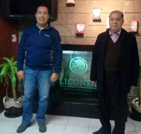 Gerente de Liconsa sostiene reunión con dirigente de la Central Campesina Independiente.jpg