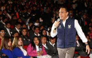 Hidalgo coordina esfuerzos con la federación, en materia de inclusión social4