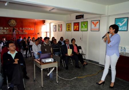 IEE lleva a cabo actividades para fortalecer la equidad y paridad de género