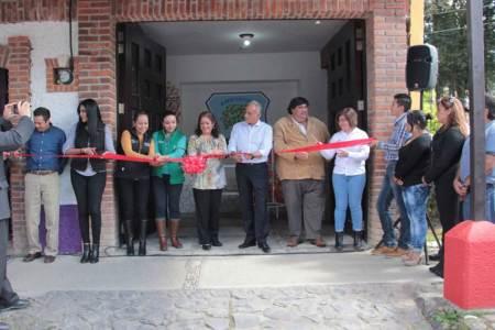 Inaugura Víctor Velasco primera estancia infantil de Sedesol en Omitlán