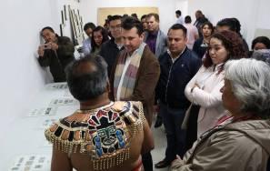 Inauguran en Tizayuca exposición filatélica del archivo municipal2