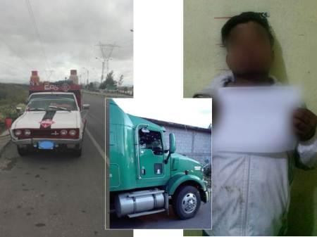 Intensa actividad policiaca en Tizayuca, recuperan vehiculos
