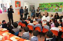 La atención a los niños es una prioridad del Sistema DIF Hidalgo