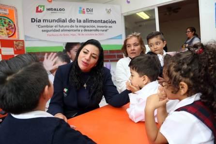 La atención a los niños es una prioridad del Sistema DIF Hidalgo3