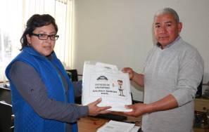 Mineral de la Reforma realiza entrega de uniformes a personal administrativo5
