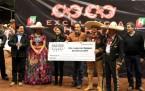 Omar Fayad encabeza ceremonia de premiación en gran final del XVI Circuito de Excelencia Charra 3