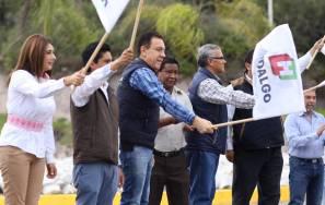 Para luchar por Hidalgo, no hay diferencias partidistas9