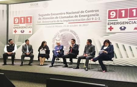 Participa Hidalgo en Encuentro Nacional de Centros de Atención de Llamadas de Emergencias 9-1-1.jpg