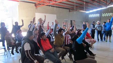 Participación ciudadana garante en Mineral de la Reforma 2