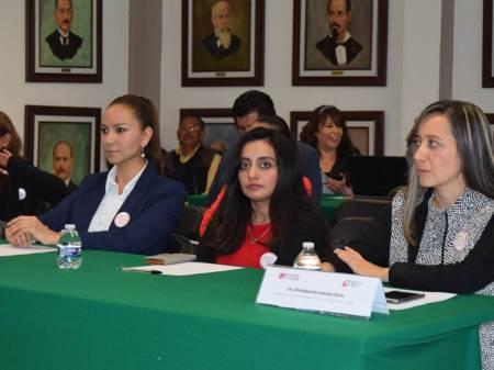 Participación del IEEH en reunión del Observatorio de Participación Política en Hidalgo