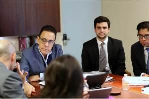 Participan alcaldes y gobierno de Hidalgo en el diseño de un diagnóstico de la OCDE para propiciar desarrollo regional
