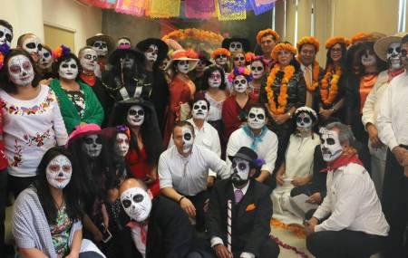 Personal de la STPSH realizó concurso de ofrendas por Día de Muertos2.jpg