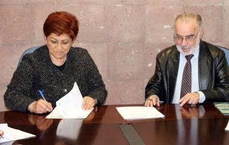 Poder Judicial de Hidalgo y Fundación Escuela Nacional de Jurisprudencia firman convenio para diplomado1.jpg