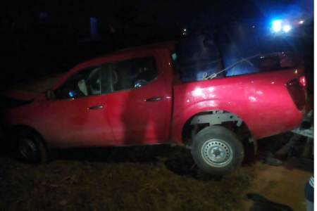 Policía Municipal de Tizayuca recupera camioneta que fue robada en Pachuca