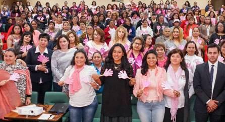 PRI promueve la prevención del cáncer de mama2