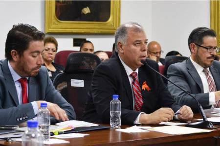Procurador Javier Ramiro Lara Salinas destaca principales logros de la PGJEH en comparecencia2
