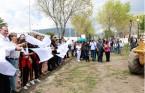 Rehabilita Alcaldía de Pachuca espacio deportivo en Piracantos2