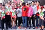 Se realizó la carrera atlética Corriendo Contigo por Hidalgo 5K en la sede estatal del PRI2