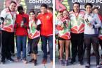 Se realizó la carrera atlética Corriendo Contigo por Hidalgo 5K en la sede estatal del PRI3