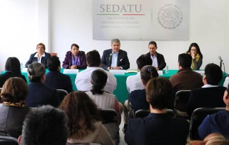 SEDATU Hidalgo fortalece medidas de Protección Civil para personal de la Delegación.jpg