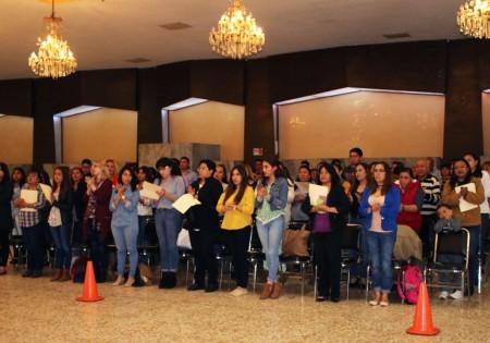 SSPH capacita en manejo a 626 ciudadanos en un año