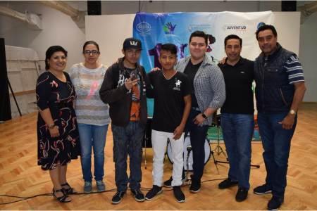 Trabaja Yoli Tellería para mejorar el desarrollo de la juventud pachuqueña