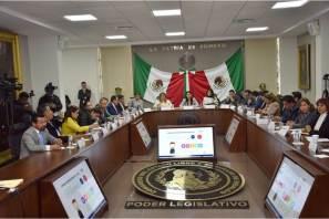 Transparencia e innovación normativa pieza angular del trabajo gubernamental, Lamán Carranza