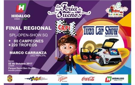 tuzo car show
