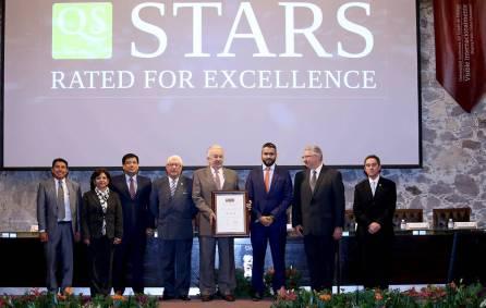UAEH, a poco de alcanzar cuatro estrellas de QS Stars1