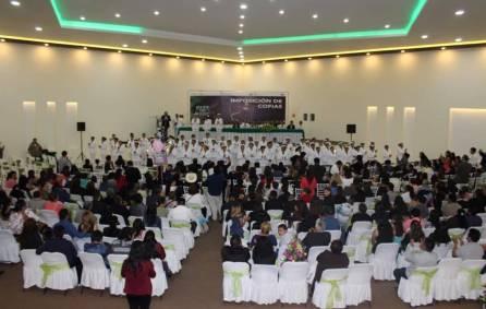UTec realiza Ceremonia de Imposición de Cofias a estudiantes de enfermería1